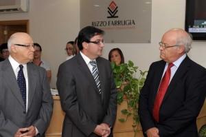 Tonio Fenech at Rizzo, Farrugia