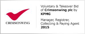 Crimsonwing plc